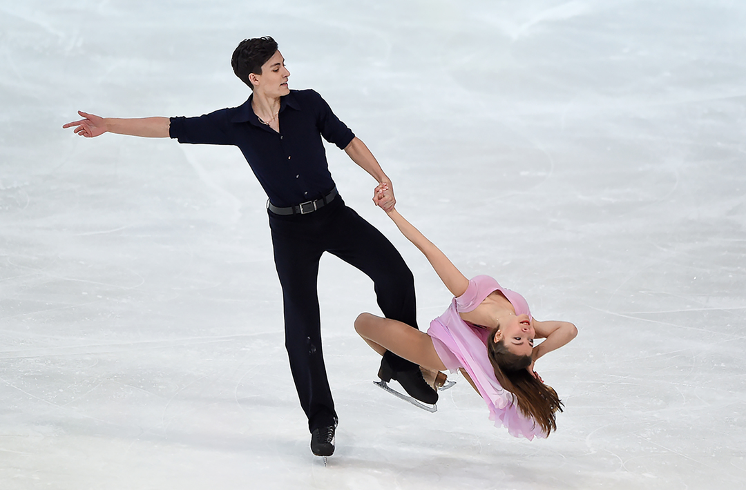 Figure Skating At The 2020 Olympic Winter Games.Lausanne 2020 Competition Schedule